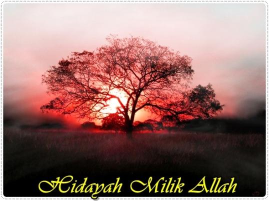 Hidayah-Milik-Allah