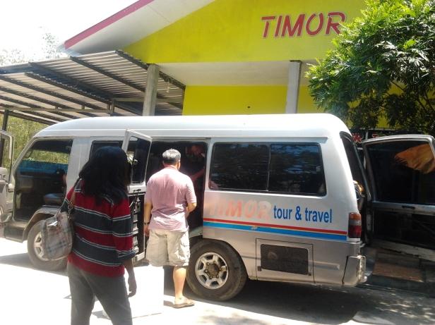 timor travel