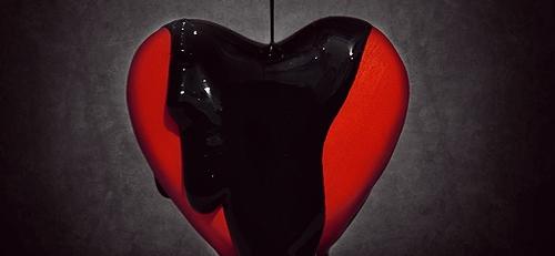 hati gelap