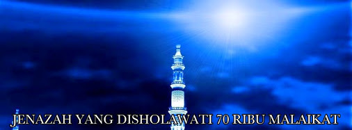 Jenazah-Disholawati-70-Ribu-Malaikat