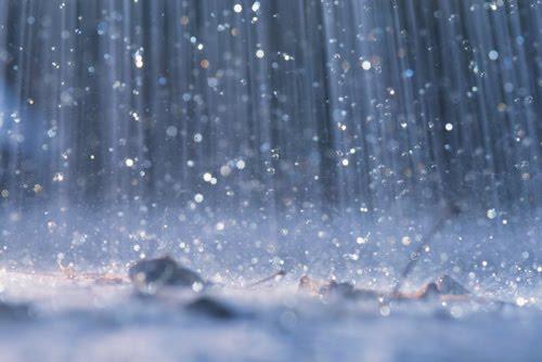 hujan-gambar