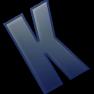 letterK_carta_12665 K